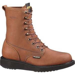 Wolverine Men's  8 in. DuraShocks Wedge-Heel Work Boot