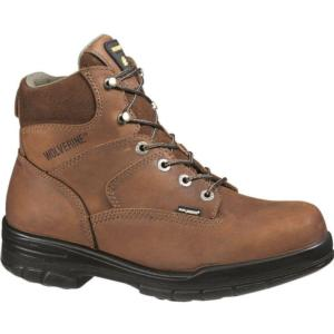 Wolverine Mens DuraShocks SR Steel-Toe 6