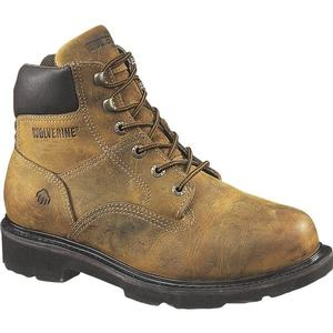 Wolverine Men's 6 in. Saturn Steel Toe EH Work Boot