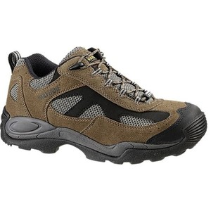 Wolverine Slip Resistant Steel Toe Athletic Shoe