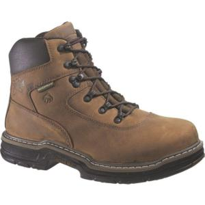 Wolverine Marauder Men's 6 in. MultiShox™ Contour Welt™ Insulated Waterproof Composite Toe Boot