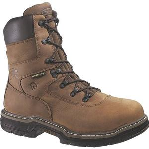 Wolverine Marauder Men's 8 in. MultiShox™ Contour Welt™ Insulated Waterproof Steel Toe Boot