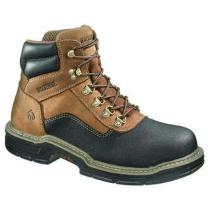 Wolverine Corsair Men's 6 in. MultiShox™ Contour Welt™ArmorTek™Waterproof Composite Toe Boot