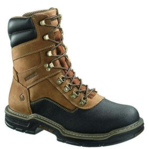 Wolverine Corsair Men's 8 in. MultiShox™ Contour Welt™ArmorTek™Waterproof Composite Toe Boot