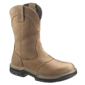 Wolverine Anthem MultiShox Steel Toe Waterproof Wellington Boot