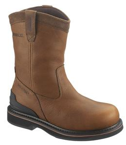 Wolverine Triad DuraShocks 10 inch Steel Toe Wellington Boot