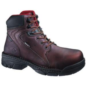 Wolverine Men's 6 in. Falcon Peak® AG Non-Metallic Oblique Toe CompositeToe EH Opanka Boot