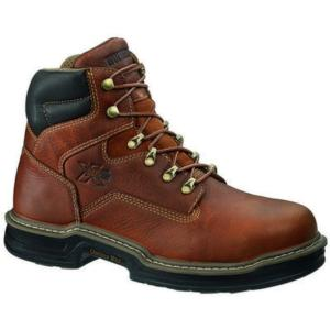 Wolverine Men's 6 Inch Raider Steel-Toe EH Boot