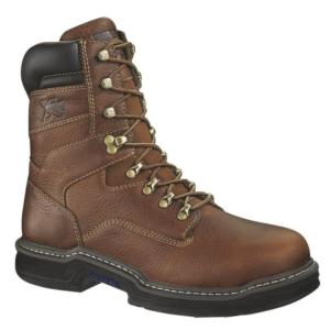 Wolverine Raider MultiShox Steel Toe 8 inch Work Boot