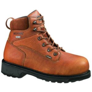 Wolverine Men's 6 in. DuraShocks® Slip Resistant Gore-Tex® Waterproof Composite Toe Work Boot