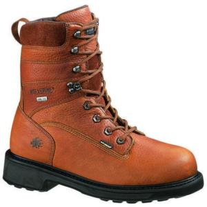 Wolverine Men's 8 in. DuraShocks® Slip Resistant Gore-Tex® Waterproof Composite Toe Work Boot