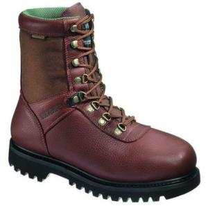 Wolverine Men's 8 in Big Horn Insulated PC Dry Waterproof Steel Toe Boot