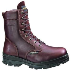 Wolverine Men's 8 in. Durashocks Waterproof Insulated Steel Toe Boot