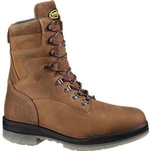 Wolverine Men's DuraShocks Insulated,  Steel Toe,  Waterproof , EH Work Boot
