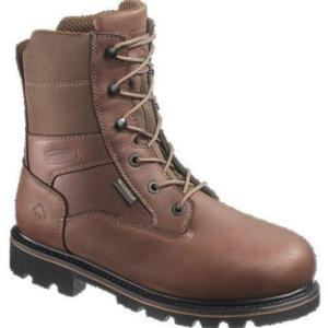 Wolverine Men's 8 in. Novack Insulated Waterproof Soft Toe Boot