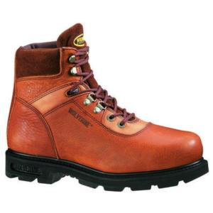 Wolverine Men's 6 in. Steel Toe Traditional Electrical Hazard Boot