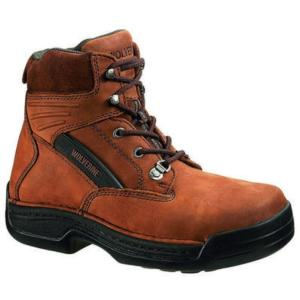 Wolverine Men's 6 in.  Steel-Toe DuraShocks Active Flex EH Work Boot