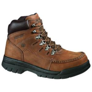 Wolverine Men's 6 in. Potomac Slip Resistant Steel-Toe Electrical Hazard English Moc