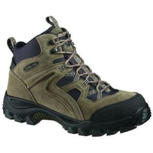 Wolverine Men's Brighton Mid-Cut Steel-Toe EH Slip Resistant Hiker