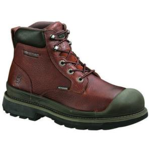 Wolverine Lawson Men's 6 in. Internal Metatarsal Guard All Weather Welt Steel Toe EH SR Boot