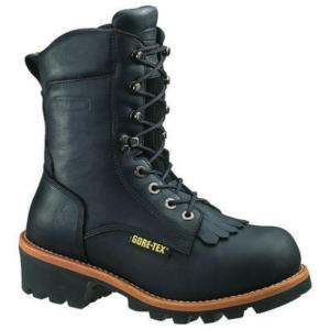 Wolverine Buckeye Men's 8 in. Insulated Gore-Tex Waterproof Aluminum Toe Logger Boot
