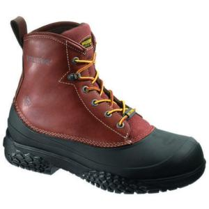 Wolverine Rival Men's 6 in. SwampMonster™ Waterproof Steel Toe Boot
