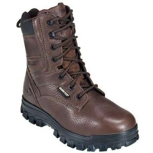 Wolverine Men's  8 in. Men's Waterproof Steel Toe Work Boots