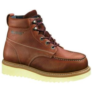 Wolverine Men's 6in. Moc-Toe Wedge-Heel Work Boot