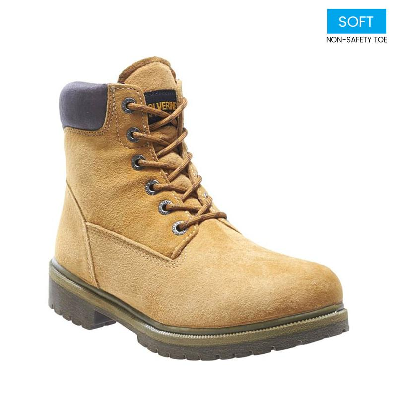 c9ca9a68cdf Wolverine Men's 6 in. Waterproof Insulated Gold Boot