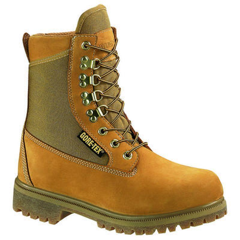 Wolverine Men's 8 in. Gold Insulated Gore-Tex WP Soft Toe