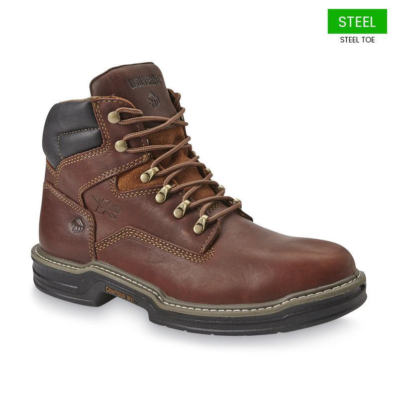 Wolverine Men S 6 Inch Raider Steel Toe Eh Boots W02419