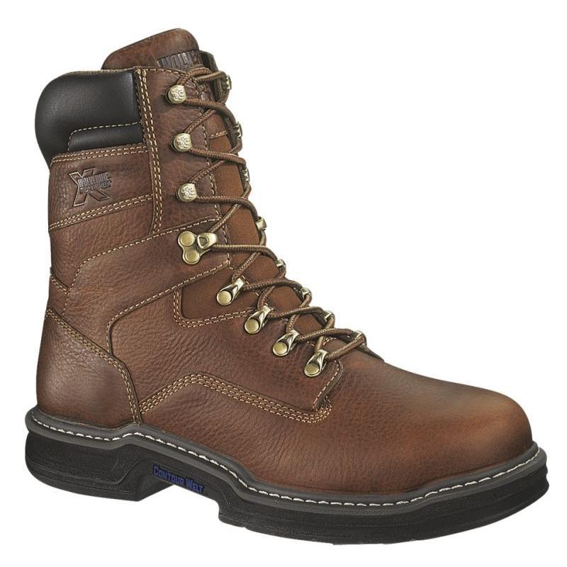 Wolverine Raider MultiShox Steel Toe 8 inch Work Boots