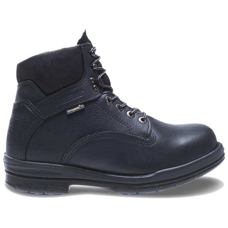 Wolverine Men's 6 in.  DuraShocks  Steel-Toe EH Work Boots