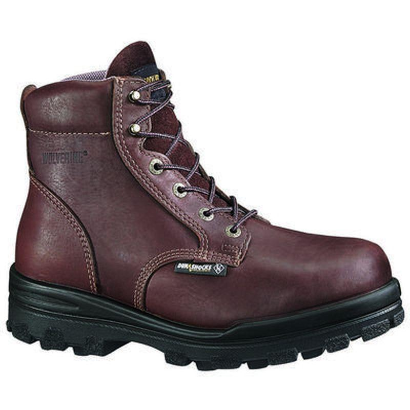 Wolverine Men's 6 in. Durashocks WP Insulated Steel Toe Boot