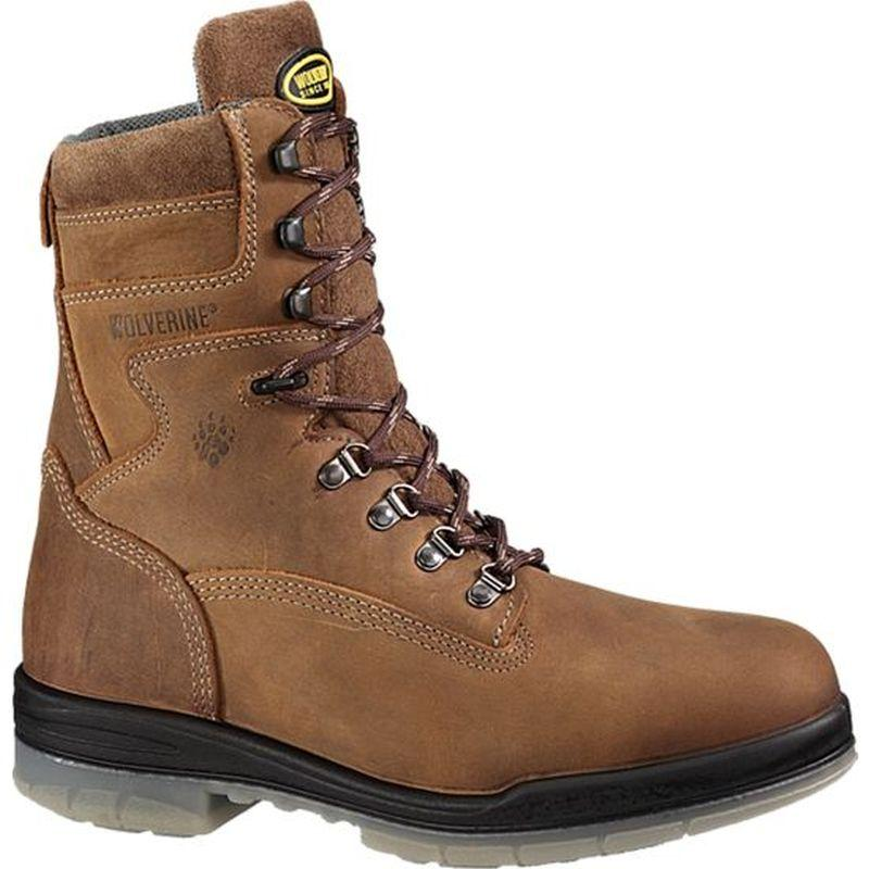 bada537badf Wolverine DuraShocks Insulated Steel Toe WP EH Boots