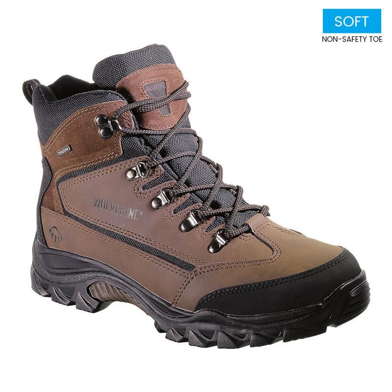 Wolverine Men S Mid Cut Waterproof Hiker Boot W05103