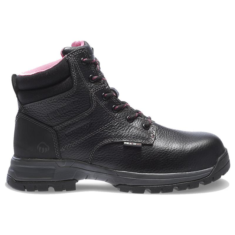Wolverine Womens 6in Piper Wp Composite Toe Eh Work Boots