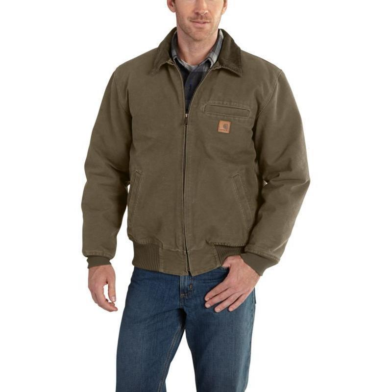 Carhartt Light Work Jacket: Carhartt Men's Bankston Jacket