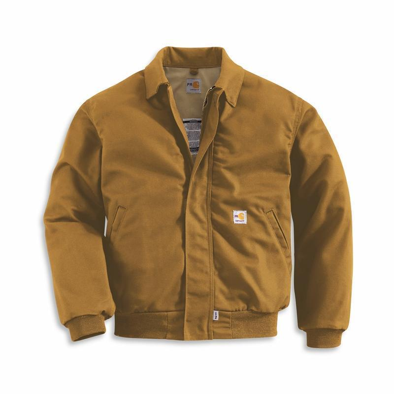 Carhartt Flame Resistant All Season Bomber Jacket Frj020