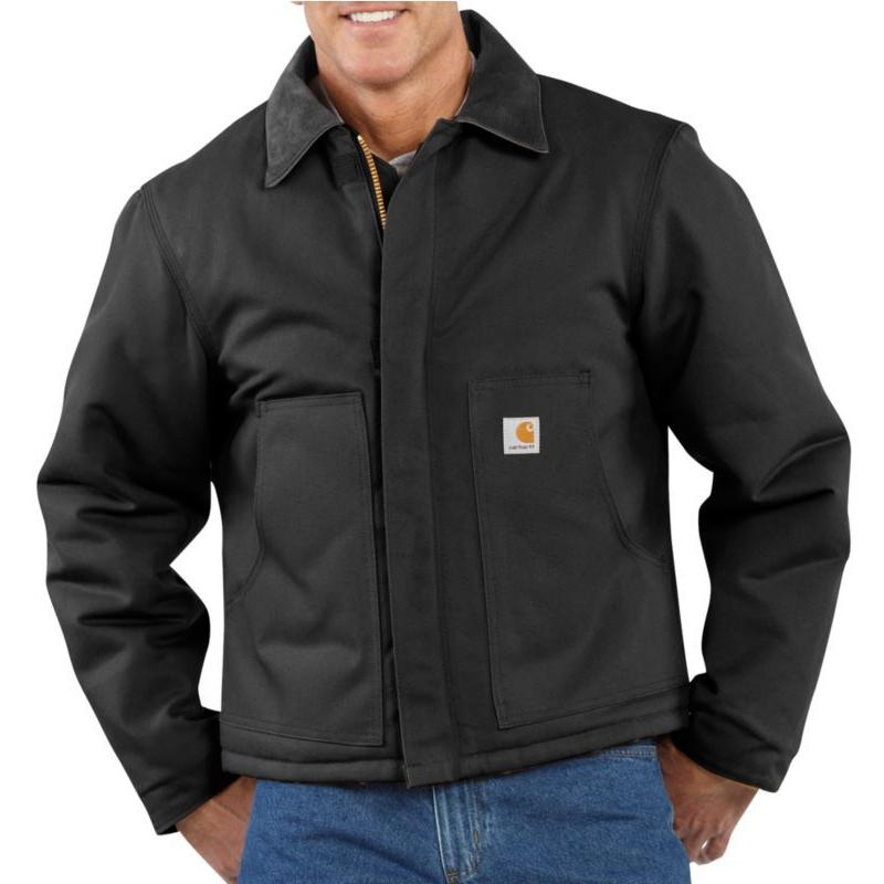Carhartt Duck Traditional Arctic Quilt Lined Jackets