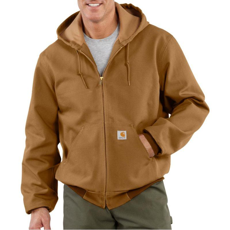 Carhartt Thermal Lined Duck Active Jackets J131