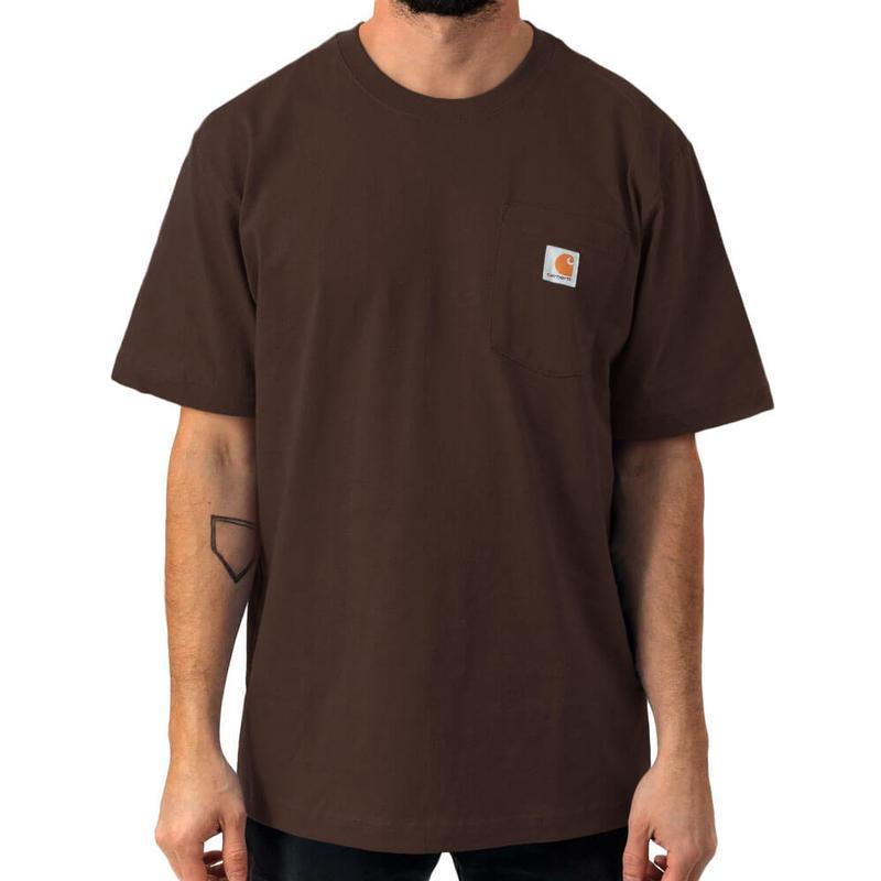 carhartt workwear t shirts irregular k87irr