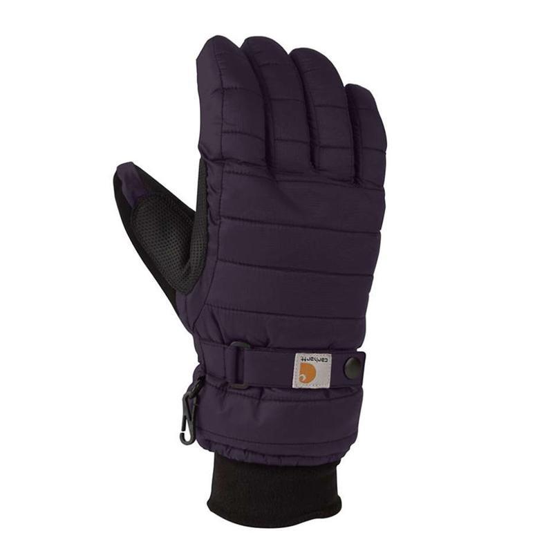 Carhartt Womens Quilt Gloves Wa575