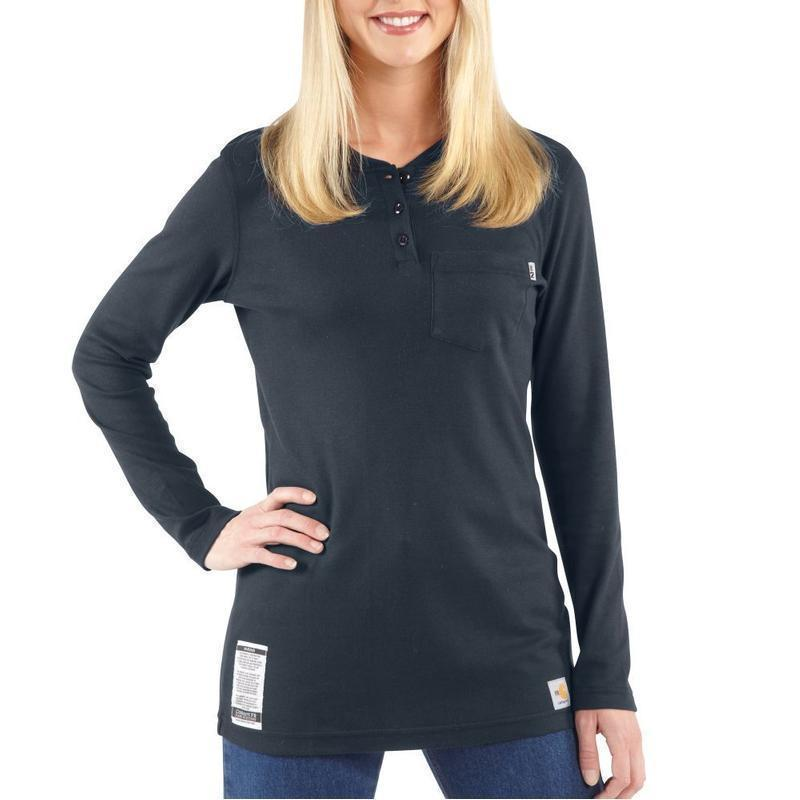 Flame resistant clothing for women