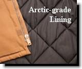 Arctic-grade Lining