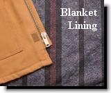 Blanket lining