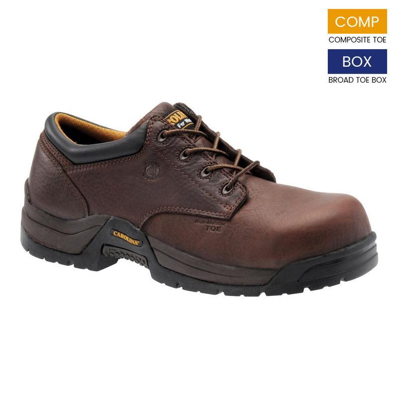 Carolina Men S Composite Toe Oxford Work Shoe Ca1520