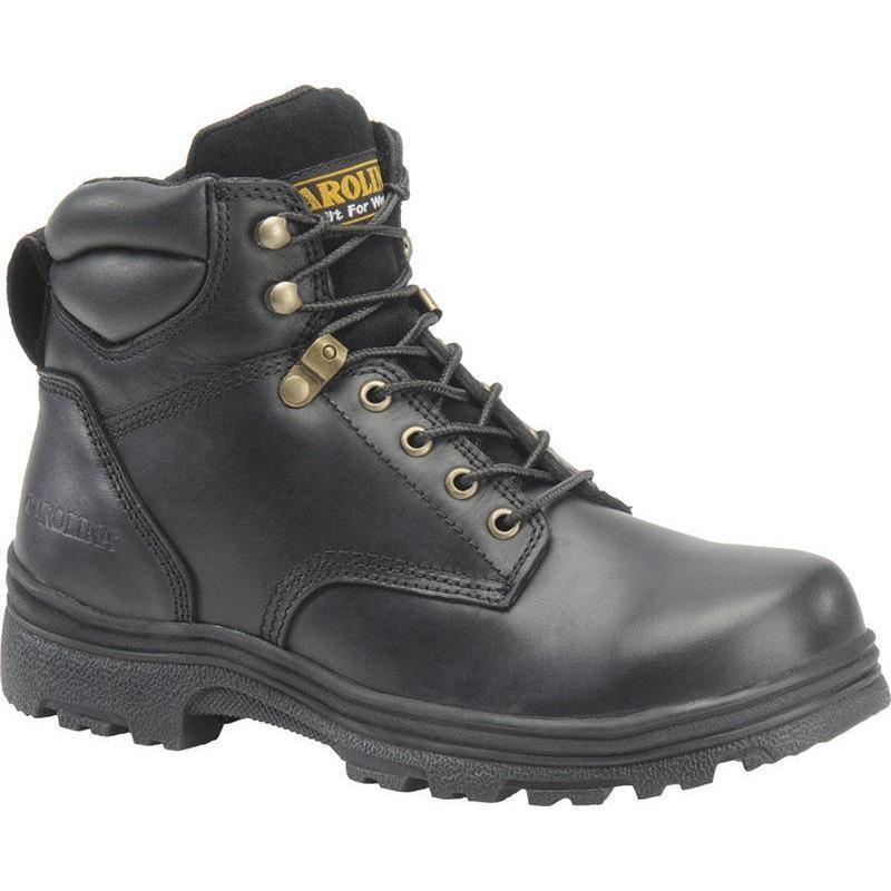 Carolina Men S 6in Steel Toe Slip Resistant Eh Work Boots