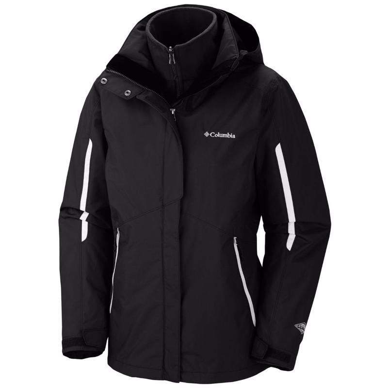 Columbia Womens Bugaboo Interchange Jacket 1561021