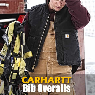 Carhartt Bib Overalls